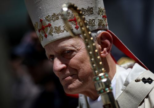 Pope accepts embattled DC cardinal's resignation