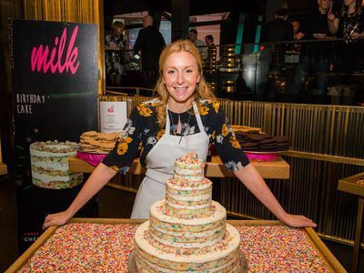 Christina Tosi's Milk Bar Snags Funding for World Domination