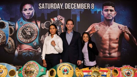 Women's pound-for-pound queen Cecilia Braekhus to headline final HBO card on Dec. 8