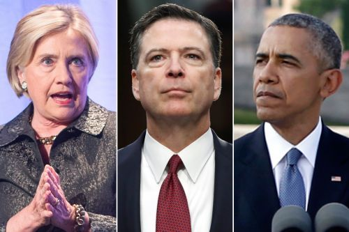 Comey: Obama, other Dems forgave me for Hillary's election loss