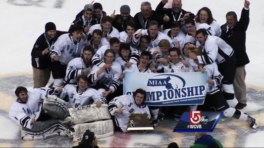 High 5: Plymouth South High School Hockey