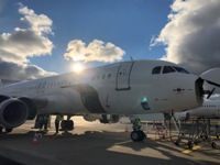 APOC Aviation acquires A320 airframe for part-out in Rothenburg