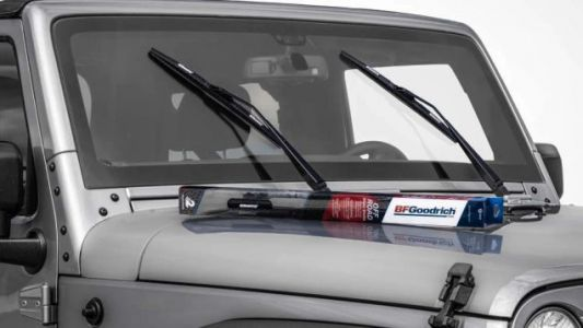 BFGoodrich Developed Windshield Wipers For Off-Roading