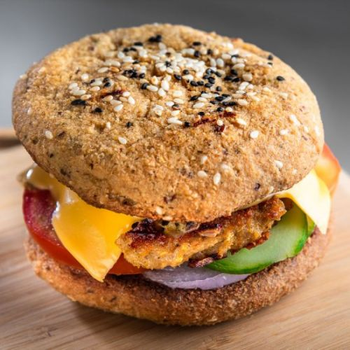 Gluten Free Burger Buns Recipe