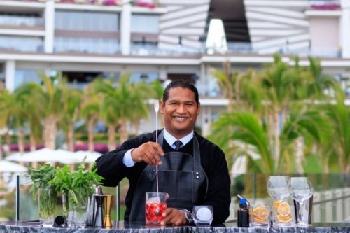 Grand Velas Los Cabos Appoints Celebrated Mixologist