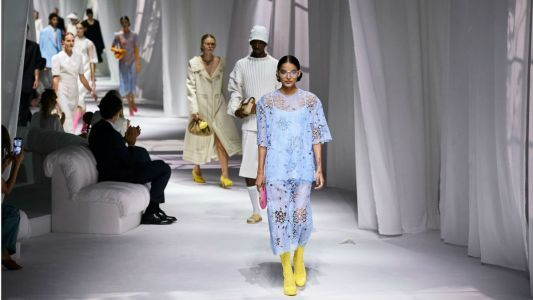 Fendi's Spring 2021 Show Was All About Family
