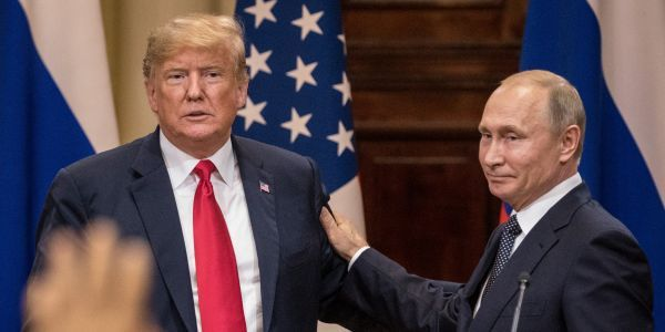 'It would be unprecedented': Republicans balk at possibility of interviewing interpreter who was in room with Trump and Putin