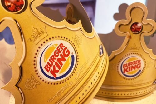 Burger King Is Handing out Massive Paper Crowns to Ensure Customers Stay Six Feet Apart