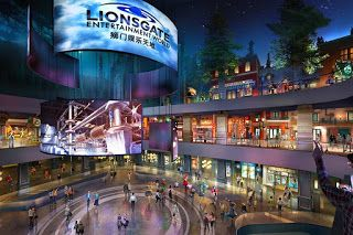 Lionsgate Entertainment World set for July 31 opening