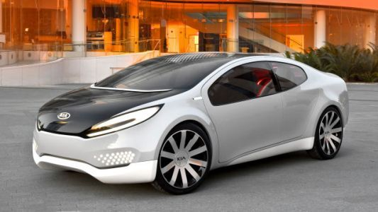 The Kia Ray concept was unveiled today ahead of the Korean motor show, showing a huge shift in desig