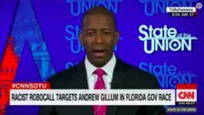 Andrew Gillum Slams Neo-Nazi Robocalls In Florida As Attempt To 'Weaponize Race'