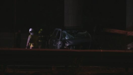 Cruiser struck as trooper tries to stop wrong-way, drunken driver, police say