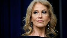 Kellyanne Conway Claims 'Nobody Likes' Policy Of Family Separation At Border