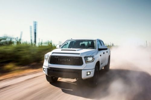 The 2019 Toyota Tundra TRD Pro Is Only $900 Cheaper Than A Ford Raptor