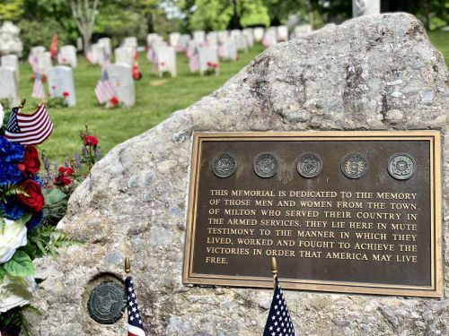 On Memorial Day, 100-year-old veteran stresses importance of day