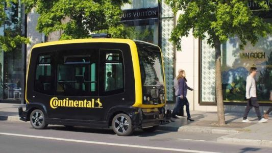 What Will It Take For You To Embrace Self-Driving Taxis?