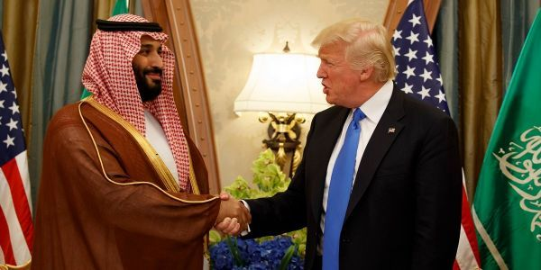 Trump gave his most direct endorsement of Crown Prince Mohammed bin Salman as the investigation into Jamal Khashoggi's murder closes in on him