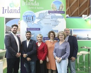 Spotlight on Ireland at travel fair in Rimini