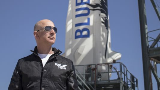 Jeff Bezos' space company Blue Origin plans to land on the moon by 2023