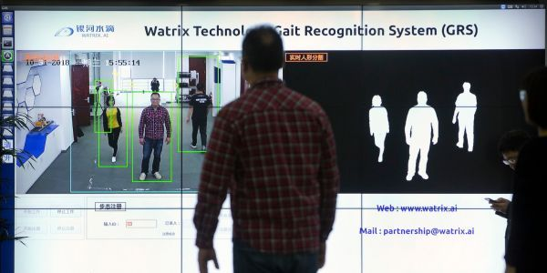 China says it has new surveillance camera technology that can recognise you just from how you walk