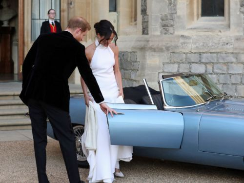 Decorated by stars and royalty, the wedding reception for the Duke and Duchess of Sussex was one for the books
