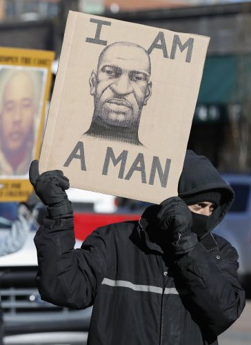 March in Boston Against Police Brutality