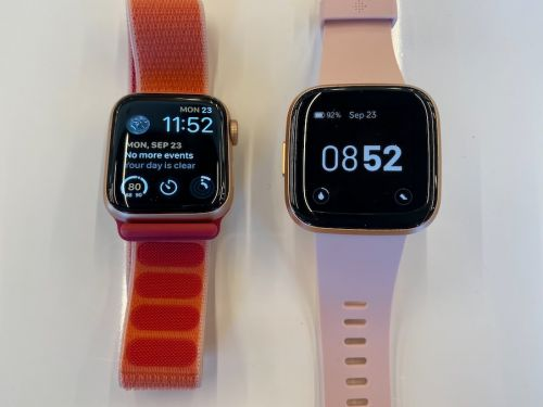 I'm a loyal Apple Watch user, but after switching to Fitbit, I found 3 things I liked better and 3 things I didn't