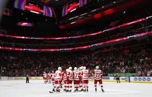 Athanasiou's OT goal give Red Wings 3-2 win over Bruins