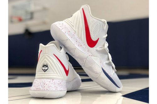 Nike Kyrie 5 PE Pays Homage to the University of Connecticut