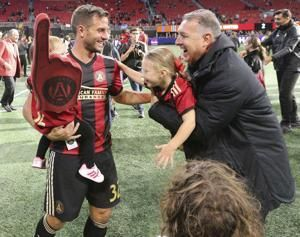 Atlanta United coach Martino leaving at end of MLS season