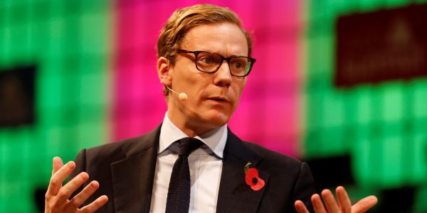 Cambridge Analytica began testing out pro-Trump slogans in 2014 - the same year Russia launched its influence operation targeting the 2016 election