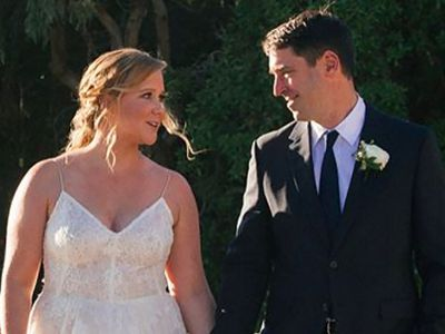 Amy Schumer Marries James Beard Award-Winner Chris Fischer in Surprise Wedding