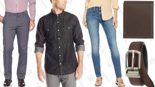 Pants Are Just the Start of Amazon's Levi's and Dockers Sale