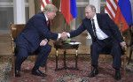 Trump Lashes Out Over Dual Reports On Relationship With Russia