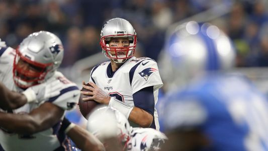 Patriots vs. Lions: Score, live updates from Sunday night game