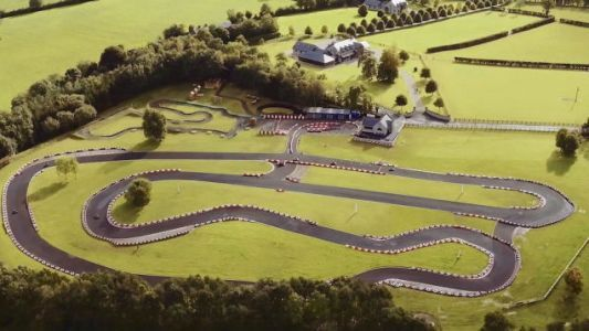 My Irish Manor Has a Karting Track Because I Can Do Whatever The Hell I Want