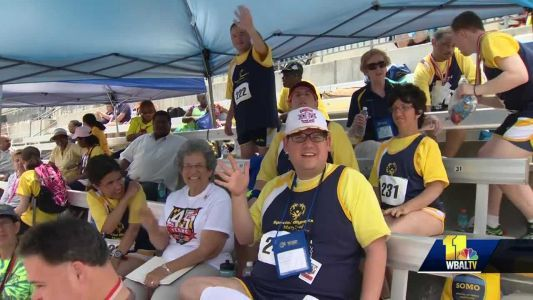 Summer games begin for Special Olympics Maryland