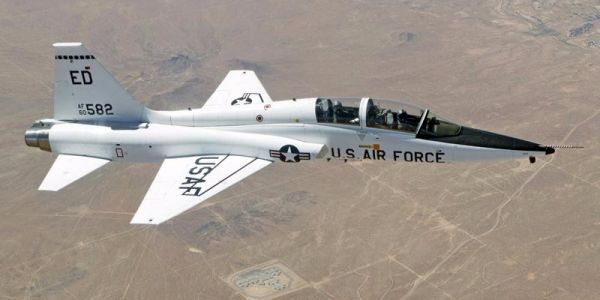 US Air Force pilot killed in Texas plane crash