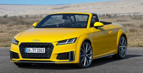 2019 Audi TT: Can You Spot The Changes?