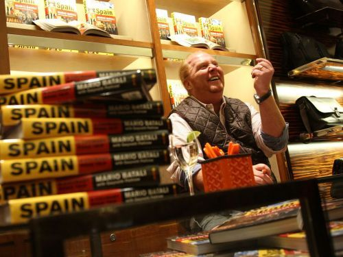 Do Mario Batali's Cookbooks Still Have a Place on Our Shelves?