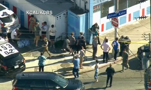 Police report possible hostage situation inside Los Angeles Trader Joe's