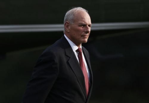 John Kelly is reportedly displeased with Trump's war against the NFL