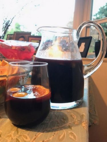 What I'm Drinking:Sangria