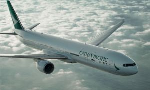 Cathay to cancel several flights as super typhoon Mangkhut approaches