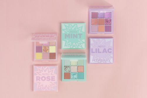 I Tried Huda Beauty's New Palette and Pastels Are the New Neutrals