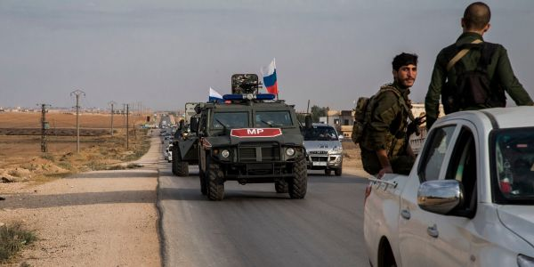 Russian forces just occupied a former US air base in Syria