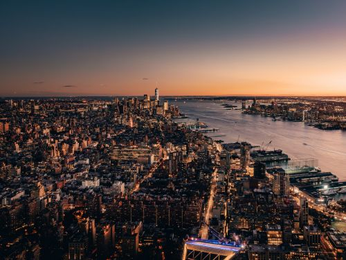 View from the top: a guide to NYC's best observation decks, from the Empire State Building to the Top of the Rock