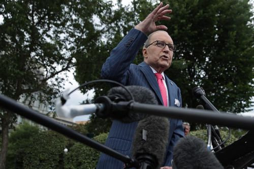 Larry Kudlow: U.S.-China trade talks continue, but no deal in sight