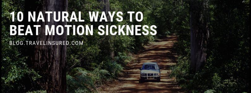 10 Natural Ways to Beat Motion Sickness