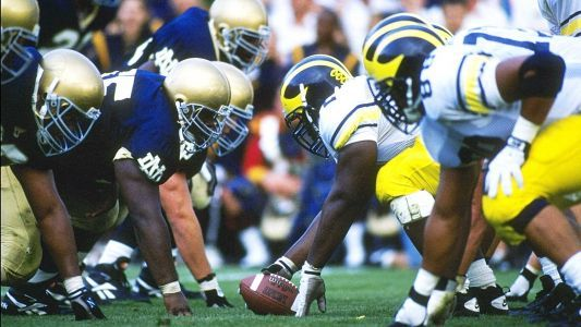 Michigan-Notre Dame will matter on Saturday, but needs to matter in November, too